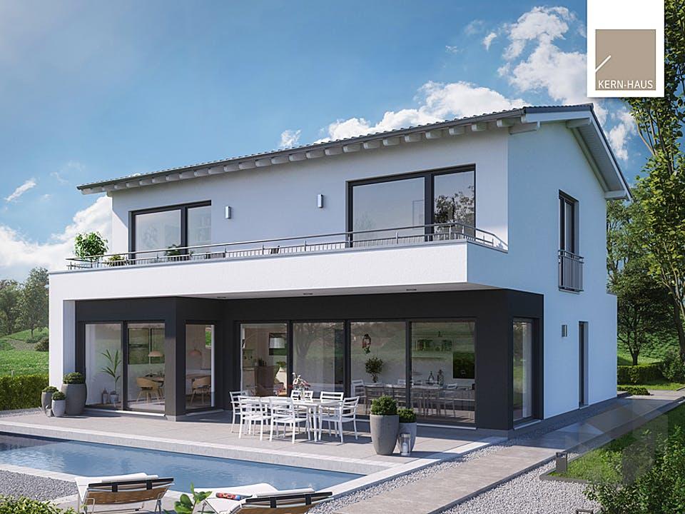Architektenhaus Elea von Kern-Haus Außenansicht