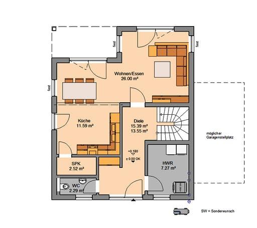 Kern Fino Floorplan 1