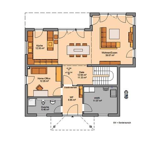 Kern - Gredo Floorplan 1