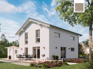 Architektenhaus Jara von Kern-Haus Außenansicht 1