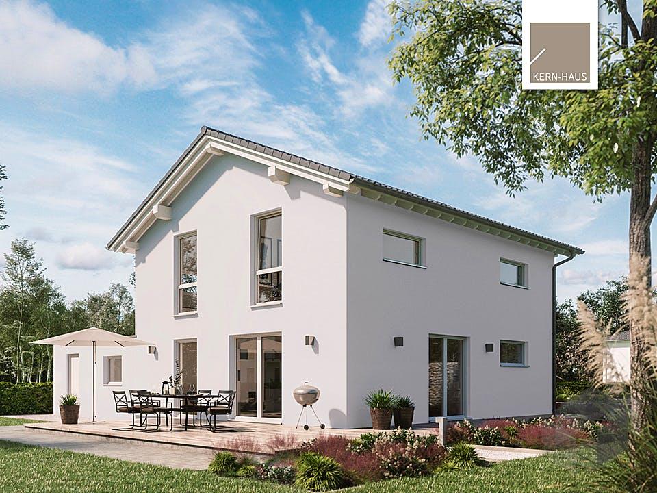 Architektenhaus Jara von Kern-Haus Außenansicht
