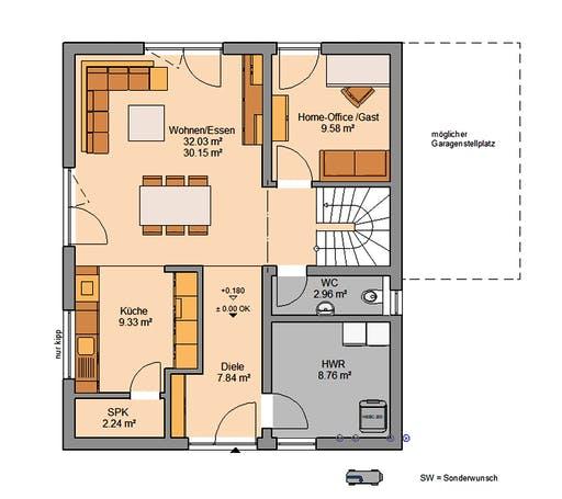 Kern - Jara Floorplan 1
