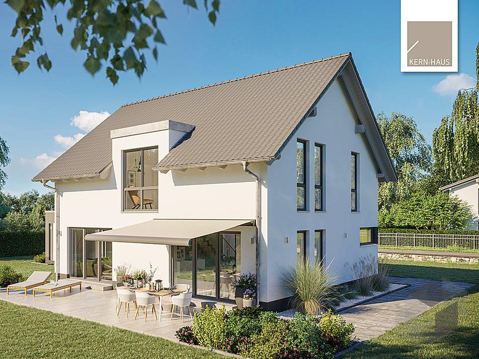 Architektenhaus Melia von Kern-Haus Außenansicht