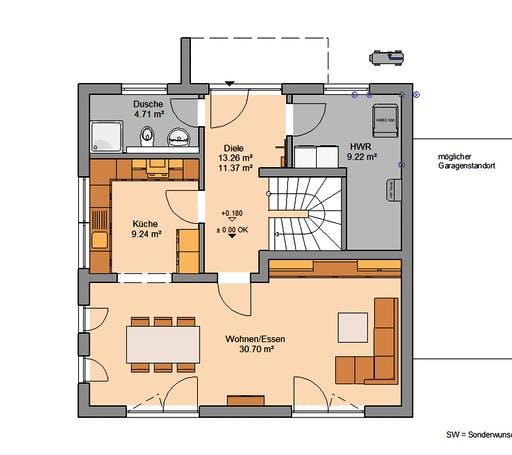 Kern - Puro Floorplan 1