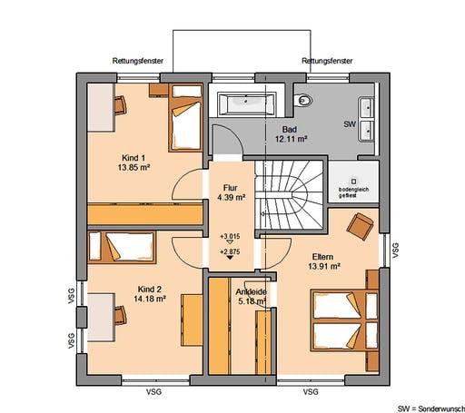 Kern - Puro Floorplan 2