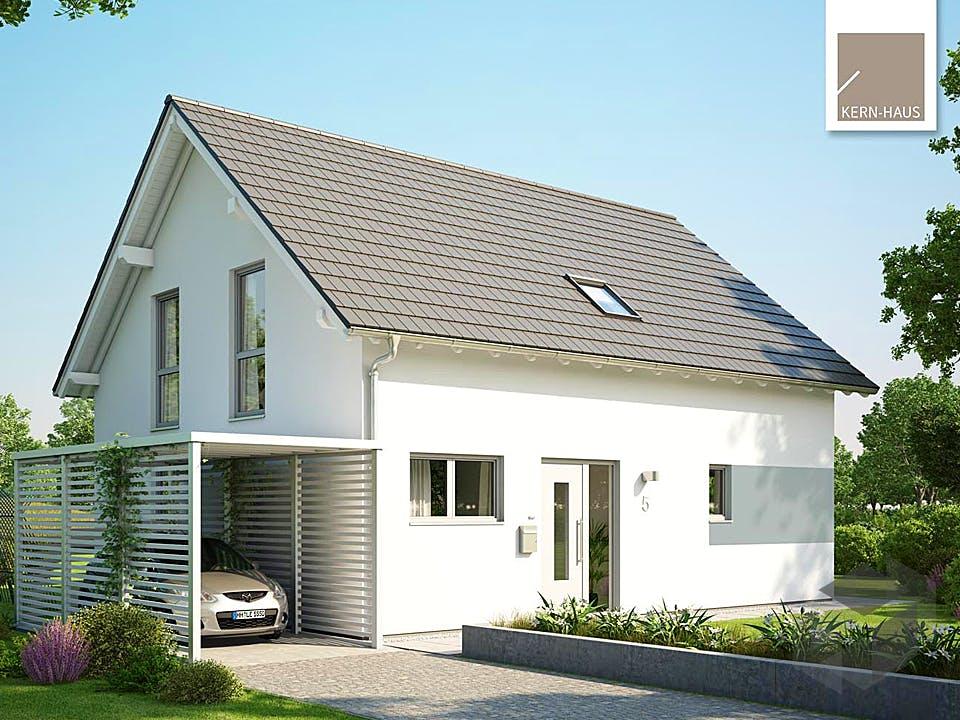 Architektenhaus Signum von Kern-Haus Außenansicht