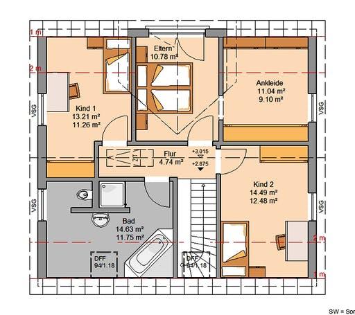 Kern - Trend Floorplan 2