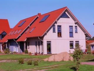 Kerstin 2 (KfW-Effizienzhaus 40) von Dammann-Haus Außenansicht 1