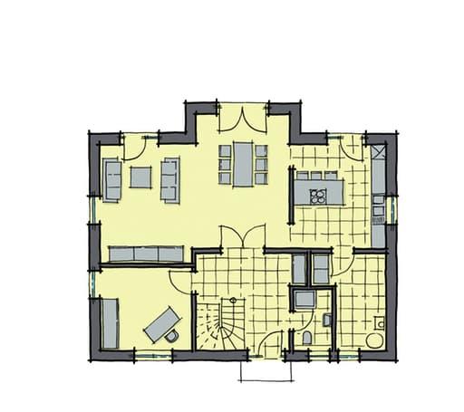 Gussek Haus - Kiefernallee Var. 1 EG