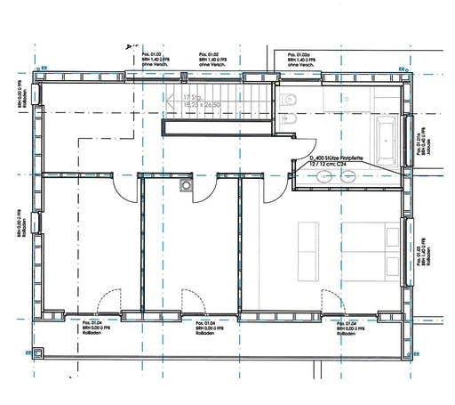 Kielwein - MH Holzbau Floorplan 12