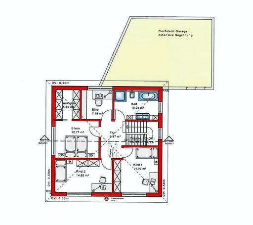 Kielwein - Stadtvilla 149 Floorplan 2