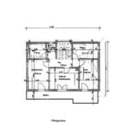 Kirchberg (Architektenbeispiel) Grundriss