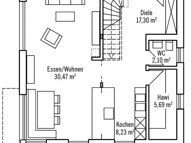 Klein & Fein 121 - Var. 1 floor_plans 0