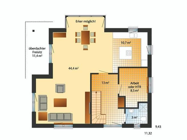Kolding Floorplan 01