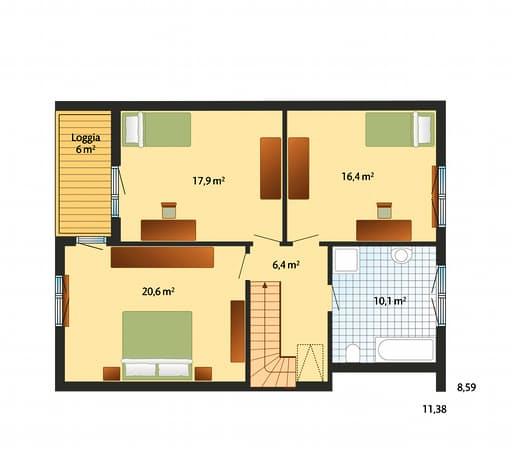 Kolding Floorplan 02