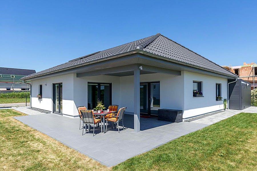 KONZEPTHAUS - Beispielhaus 1 - Perschbacher