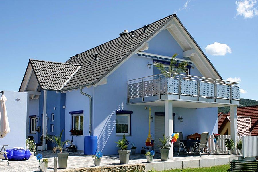 KONZEPTHAUS - Beispielhaus 2