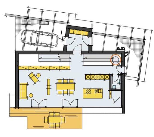 Korte - Baumann Floorplan 1