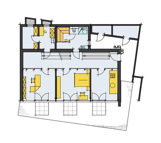 Korte - Baumann Floorplan 2