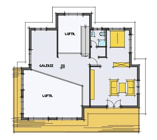 Korte - Breitinger Floorplan 2