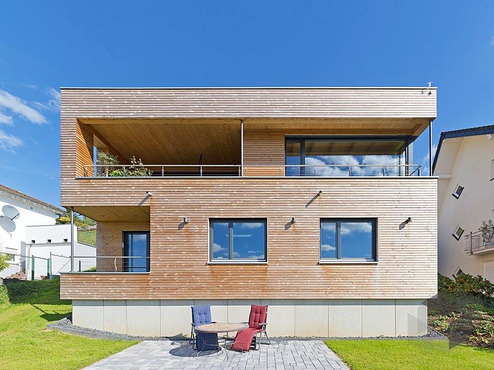 Dietrichs von Korte Holzbau Außenansicht