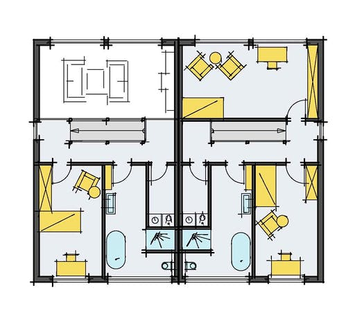 Korte - DH Fehr-Nelsen Floorplan 2