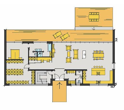 Korte - Fuchs Floorplan 1