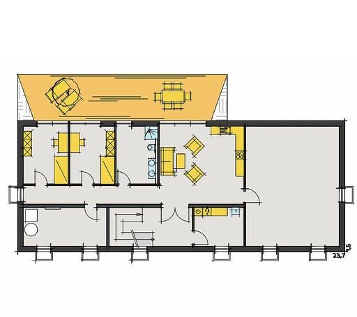 Korte - Fuchs Floorplan 2