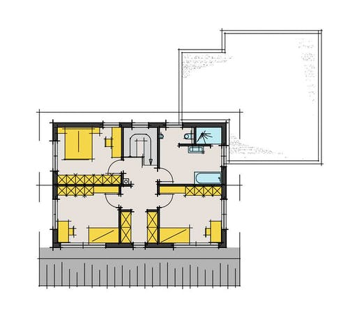 Korte Geppert Floorplan 2