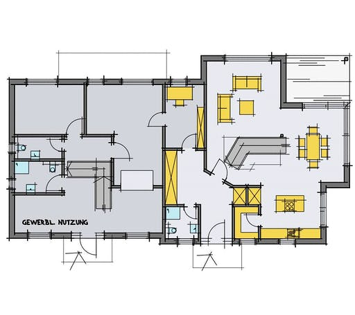 Korte - Golczuk Floorplan 1