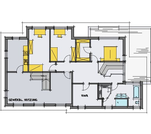 Korte - Golczuk Floorplan 2