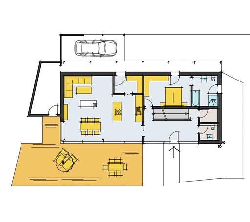 Korte - Kallenbach Floorplan 1