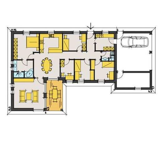 Korte - Lorenzen Floorplan 1