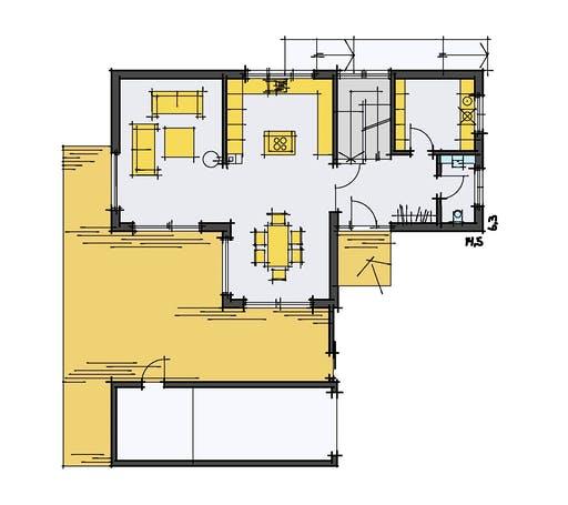 Korte - Schneider Floorplan 1