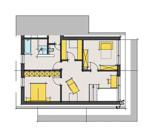 Korte - Scholz Floorplan 2