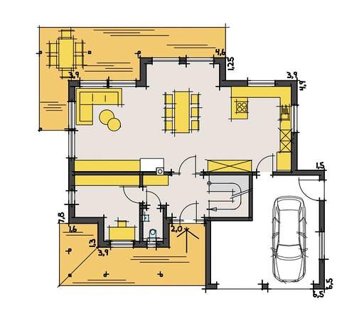 Korte - Todenhöfer Floorplan 1
