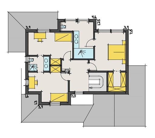 Korte - Todenhöfer Floorplan 2