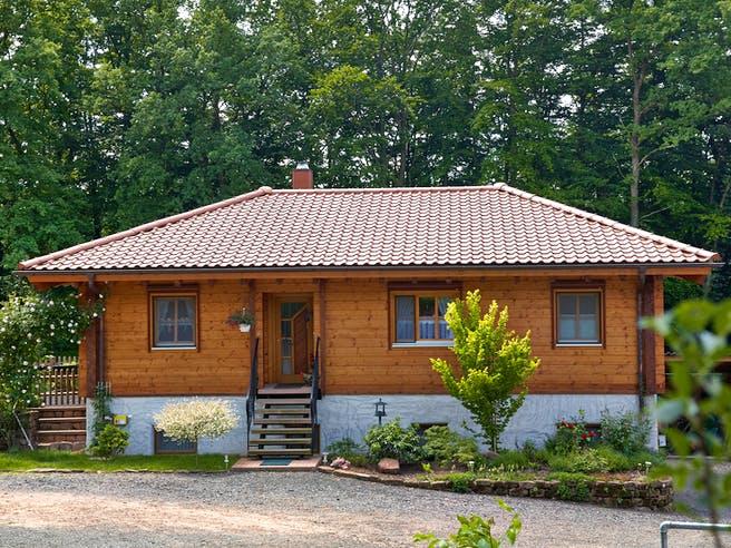 Krickenbach von Rems-Murr-Holzhaus Außenansicht 1