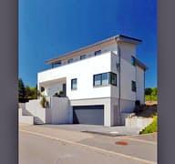 Kubistische Villa