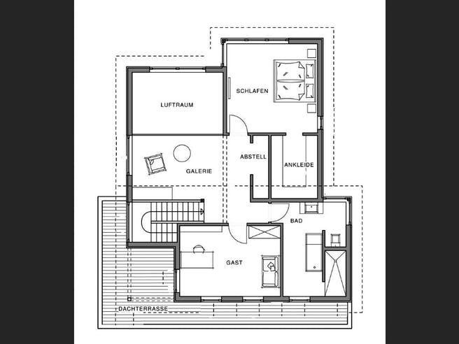 Kubistische Villa floor_plans 0