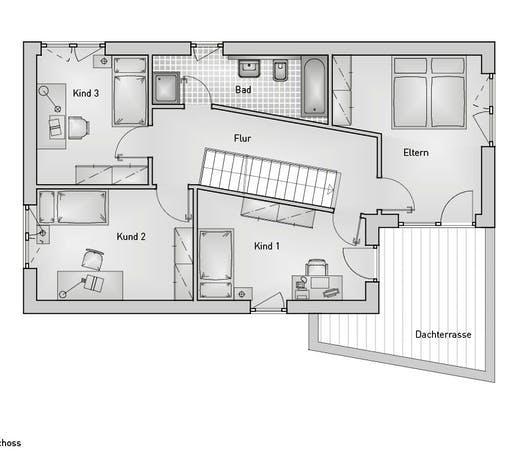 Kubus 25.87 Floorplan 2