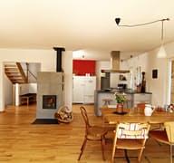 Kundenhaus 10 - Individuelle Planung Innenaufnahmen