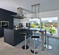 Kundenhaus 9 - Individuelle Planung Innenaufnahmen
