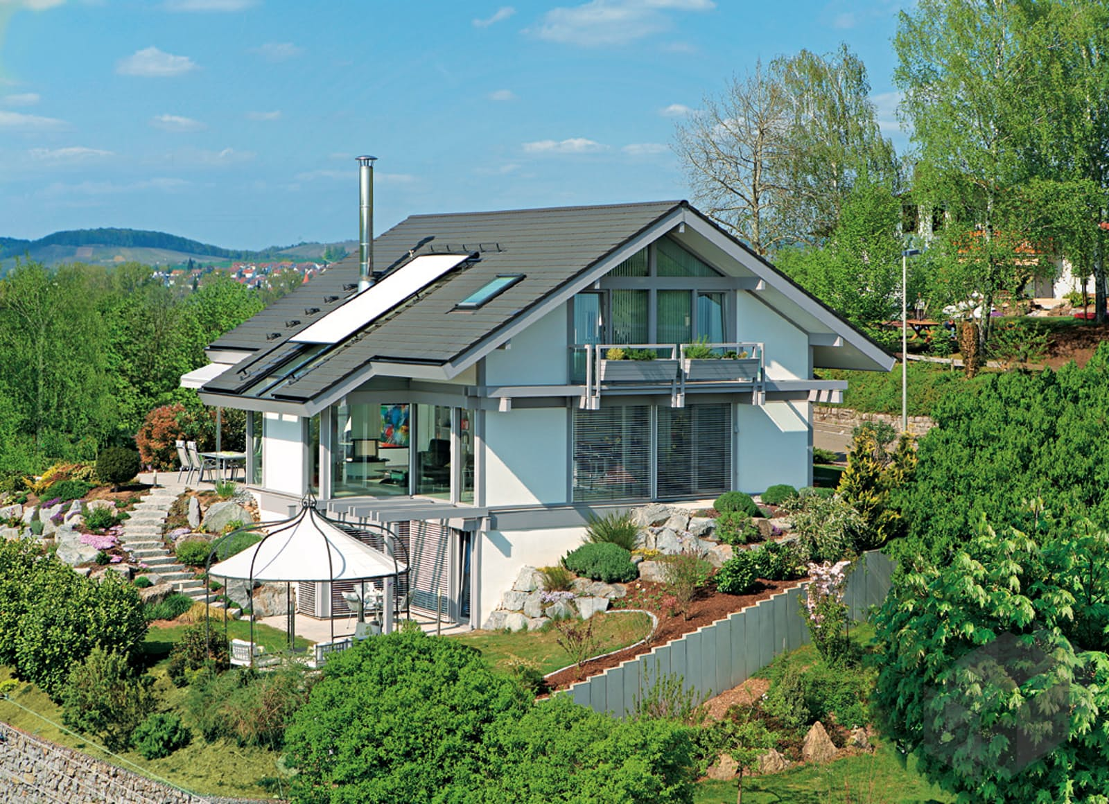 Kundenhaus Gerlacher von DAVINCI HAUS