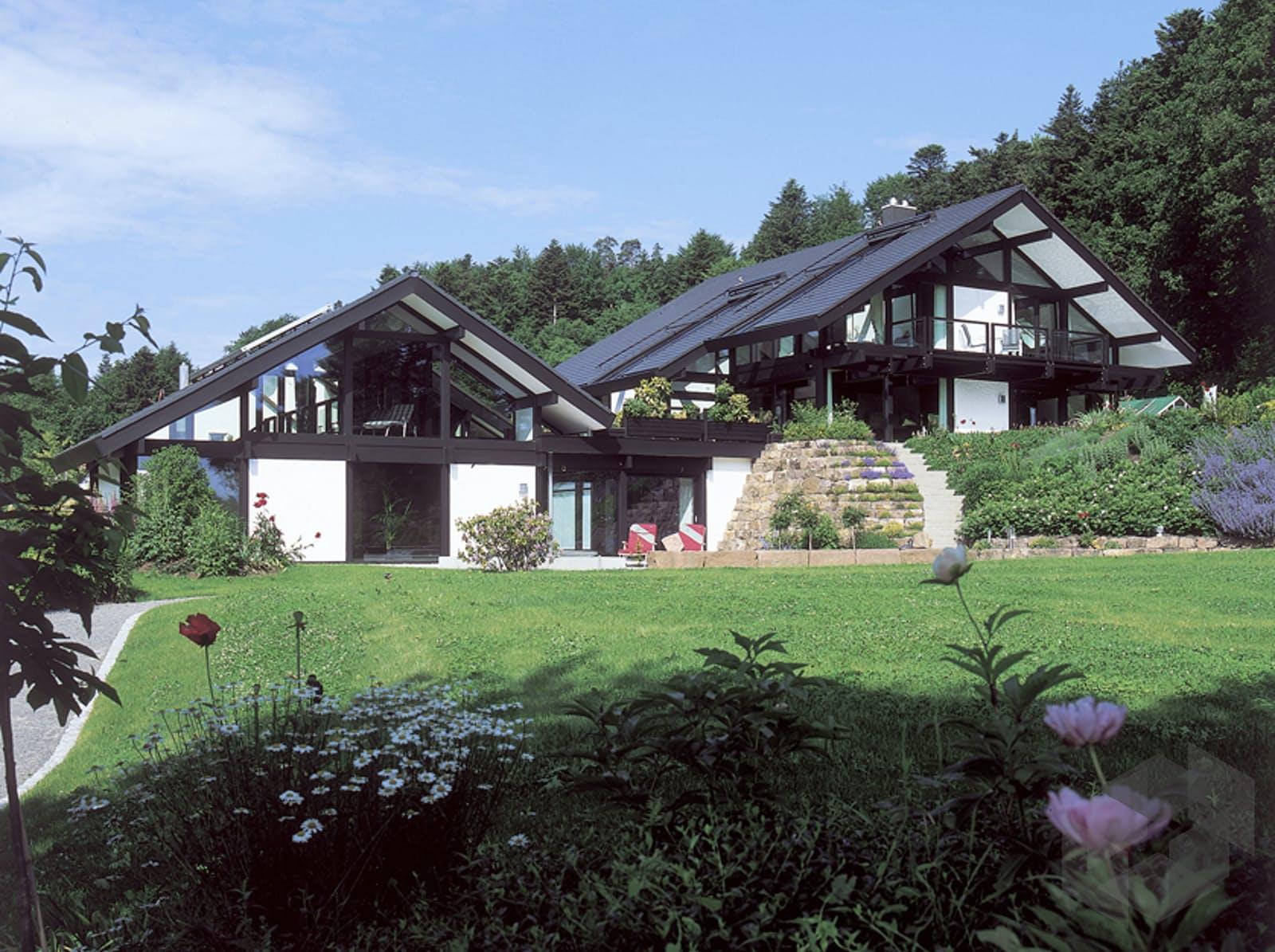 Kundenhaus Müller von DAVINCI HAUS