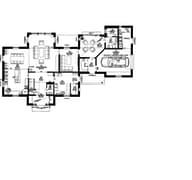 Kundenhaus Grundriss