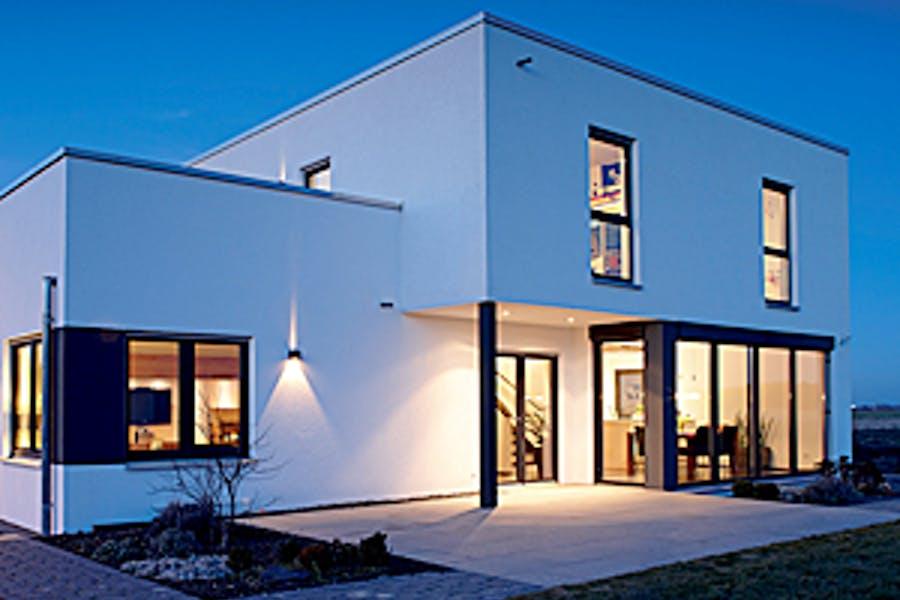 Ein Haus mit Vorbildfunktion