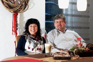 Sandra und Karlheinz Beck - Arbeiten und Wohnen harmonisch vereint