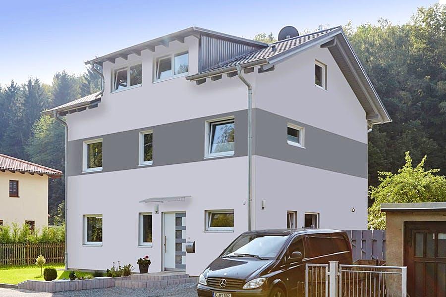 Kunze - Beispielhaus 1 - Generationenhaus