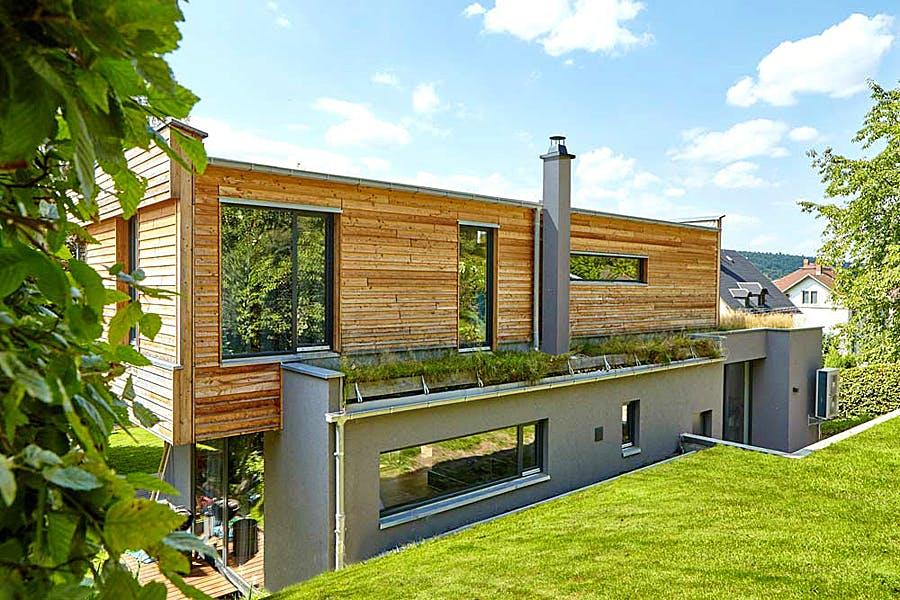 Kunze - Beispielhaus 2 - Architektenhaus